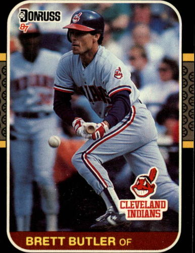 Photo of 1987 Donruss #219 Brett Butler