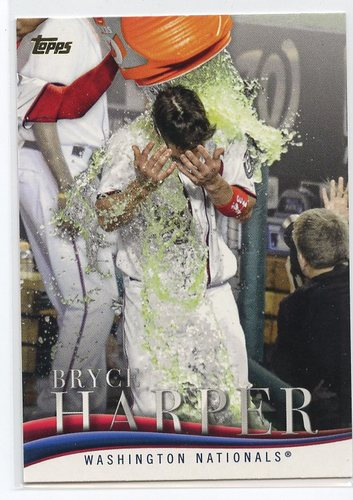 Photo of 2018 Topps Update Bryce Harper Highlights #BH2 Bryce Harper