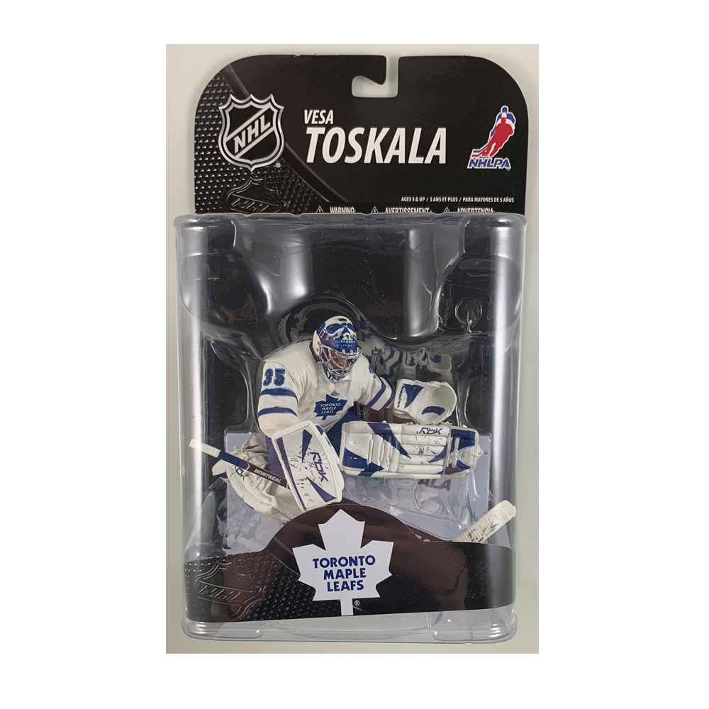 VESA TOSKALA Toronto Maple Leafs NHL Series 20 McFarlane