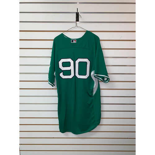 Photo of #90 Team Issued St Patrick's Day Jersey