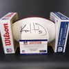 NFL - Jaguars Kevin Hardy Signed Panel Ball