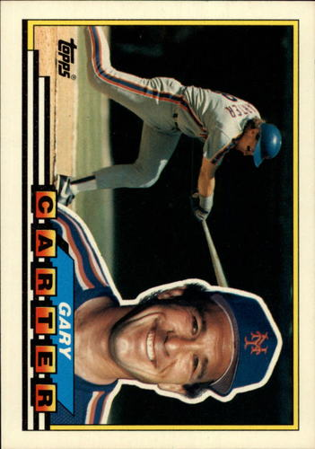 Photo of 1989 Topps Big #325 Gary Carter