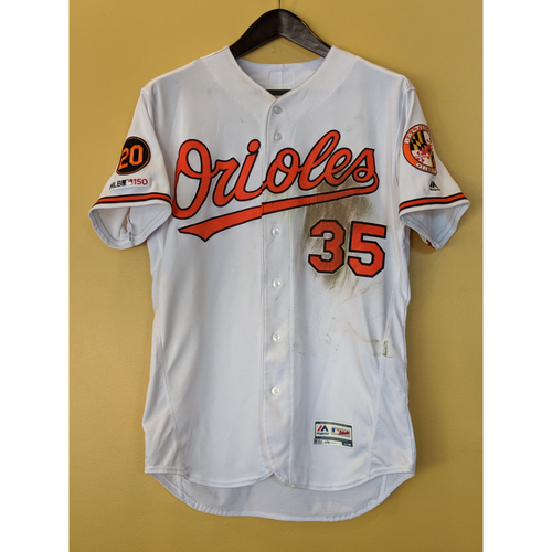 Photo of Dwight Smith Jr - Home Finale Jersey: Game-Used