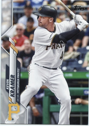 Photo of 2020 Topps #579 Kevin Kramer