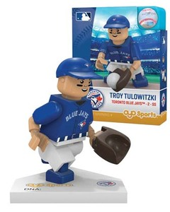 Toronto Blue Jays Troy Tulowitzki Toy Figurine by OYO Sports Toys
