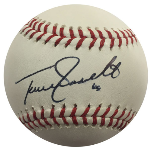 Cardinals Authentics: Trevor Rosenthal Autographed Baseball