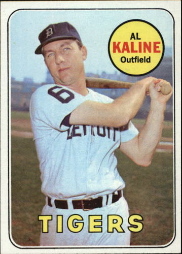 Photo of 1969 Topps #410 Al Kaline