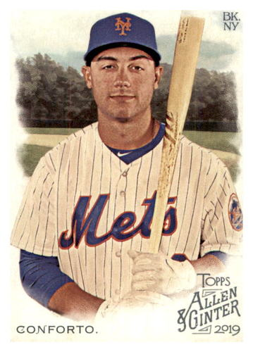 Photo of 2019 Topps Allen and Ginter #243 Michael Conforto