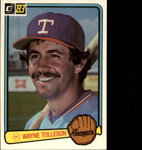 Photo of 1983 Donruss #573 Wayne Tolleson