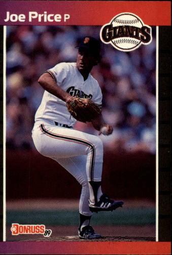Photo of 1989 Donruss #376 Joe Price