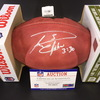 NFL - Seahawks Russell Wilson Signed Authentic Football