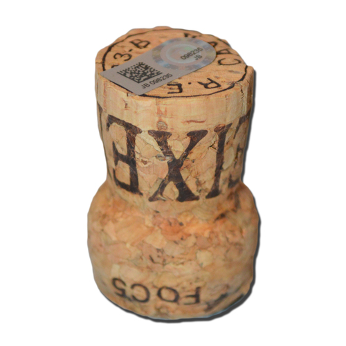 Champagne Bottle Cork - Used During New York Mets Postgame Celebration of Clinching 2015 NL East Division