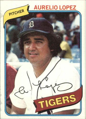 Photo of 1980 Topps #101 Aurelio Lopez