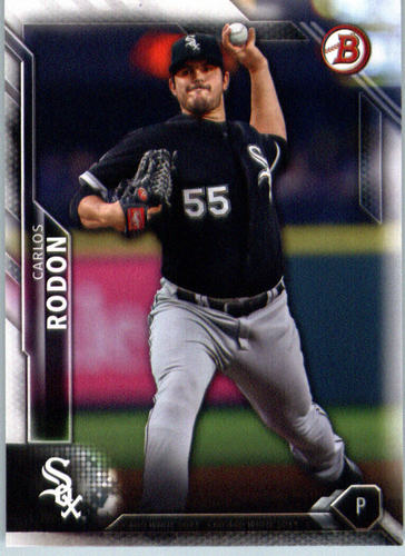 Photo of 2016 Bowman #24 Carlos Rodon
