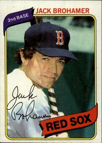 Photo of 1980 Topps #349 Jack Brohamer