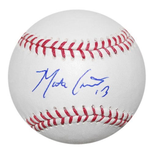 Cardinals Authentics: Matt Carpenter Autographed Baseball