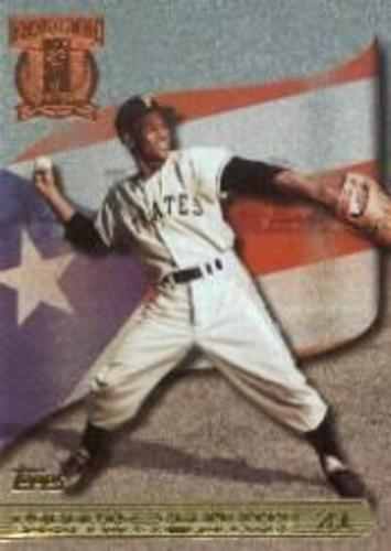 Photo of 1998 Topps Clemente Tribute #RC5 Roberto Clemente