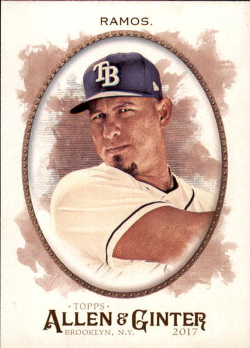 Photo of 2017 Topps Allen and Ginter #248 Wilson Ramos