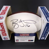NFL - Jets Brad Smith Signed Panel Ball