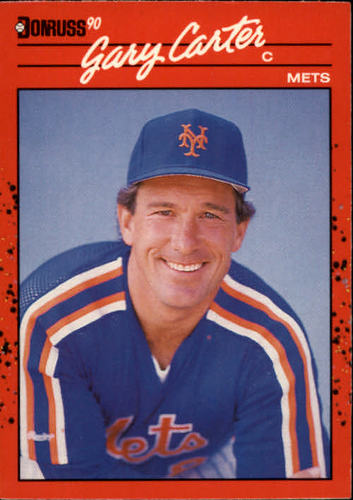 Photo of 1990 Donruss #147 Gary Carter