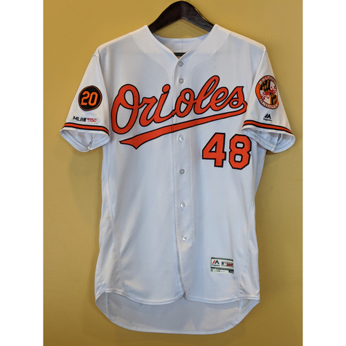 Photo of Richard Bleier - Home Finale Jersey: Game-Used
