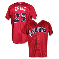 Photo of #25 Will Craig Autographed Game Worn Jersey