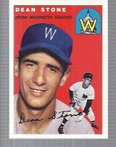 Photo of 1994 Topps Archives '54 #114 Dean Stone