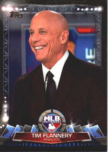 Photo of 2017 Topps MLB Network #MLBN4 Tim Flannery