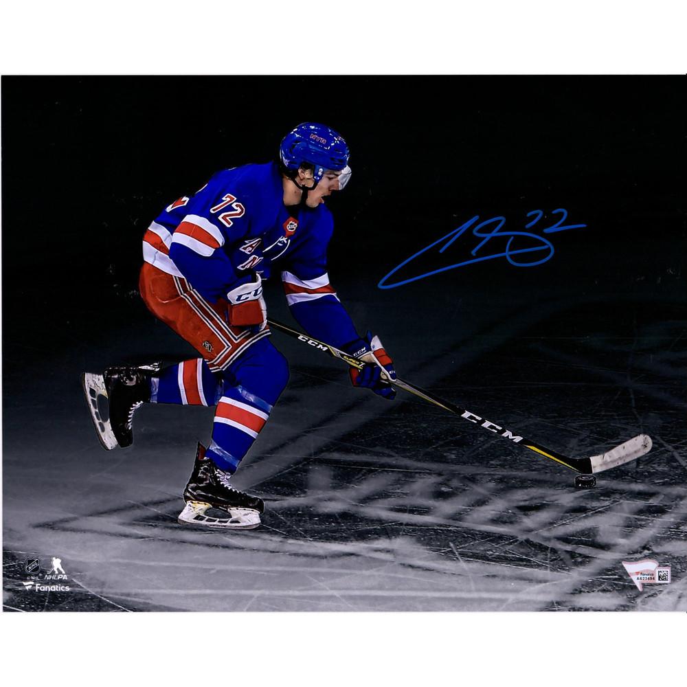 Filip Chytil New York Rangers Autographed 11