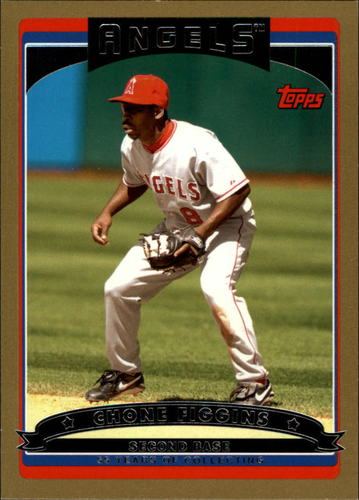 Photo of 2006 Topps Gold #181 Chone Figgins