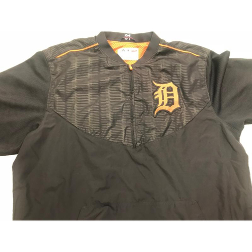 Photo of 2017 Team-Issued #31 Road Batting Practice Jacket