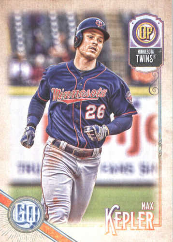Photo of 2018 Topps Gypsy Queen #10 Max Kepler