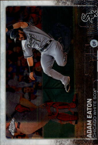 Photo of 2015 Topps Chrome #95 Adam Eaton