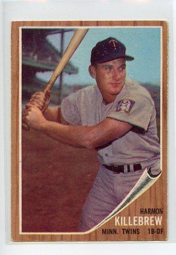 Photo of 1962 Topps #70 Harmon Killebrew