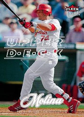 Photo of 2007 Ultra #151 Yadier Molina