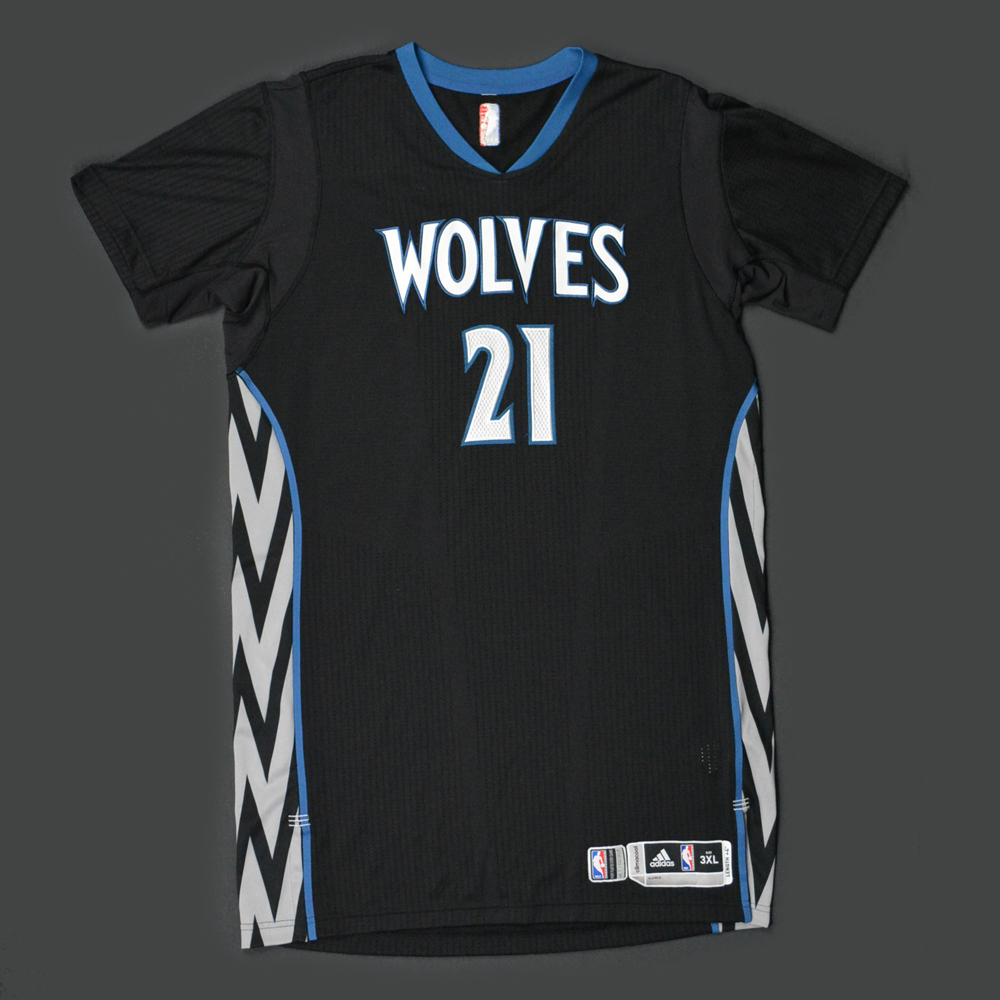Kevin Garnett - Minnesota Timberwolves - Game-Worn Jersey - Kia NBA Tip-Off 5ea044630