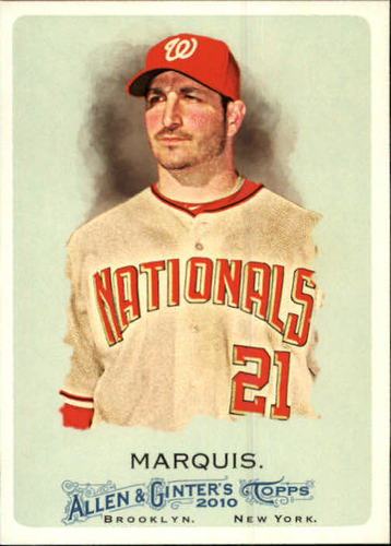 Photo of 2010 Topps Allen and Ginter #248 Jason Marquis