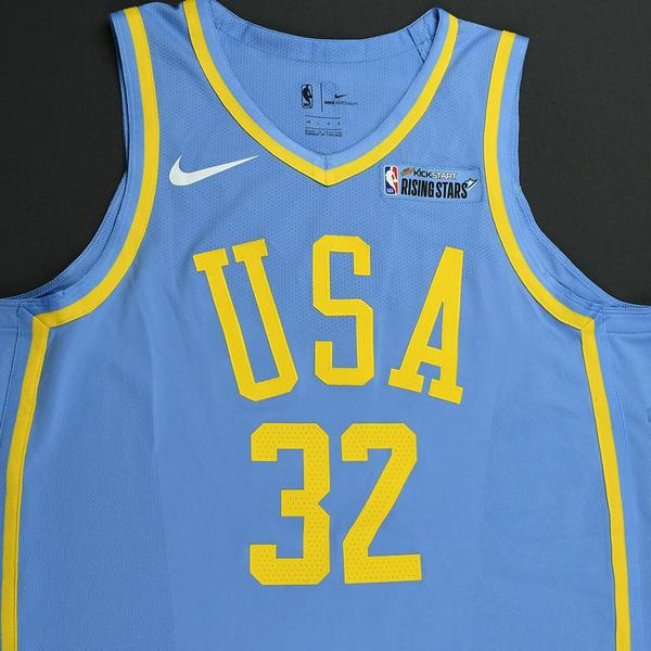 Kris Dunn - 2018 Mtn Dew Kickstart Rising Stars - Team USA - Game ... 436493cb9