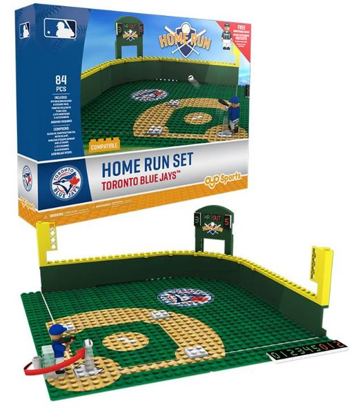 Toronto Blue Jays Home Run Set by OYO Sports