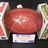 NFL - Cardinals Patrick Peterson Signed Authentic Football