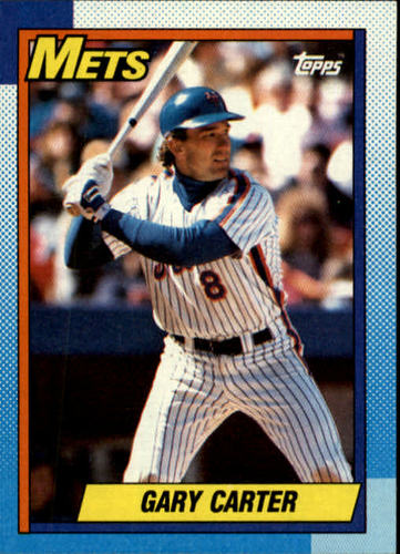 Photo of 1990 Topps #790 Gary Carter