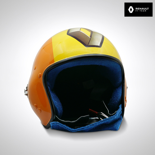 Photo of Renault Pit Crew Helmet 2009