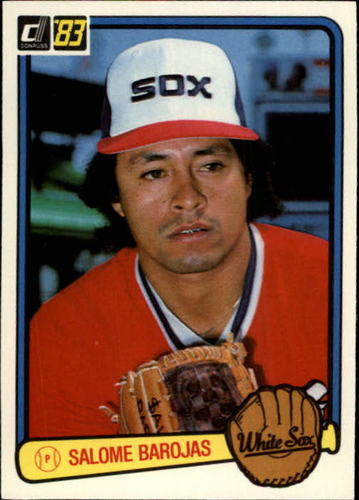 Photo of 1983 Donruss #67 Salome Barojas