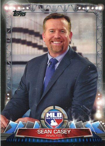 Photo of 2017 Topps MLB Network #MLBN7 Sean Casey