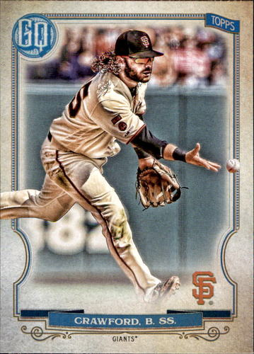 Photo of 2020 Topps Gypsy Queen #49 Brandon Crawford