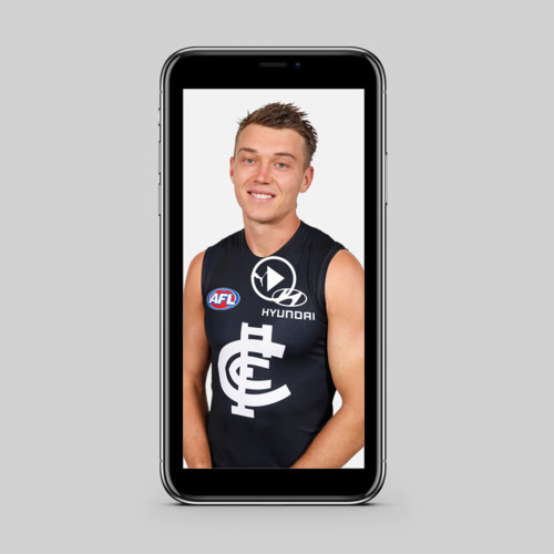 Photo of Personalised Video Message - Patrick Cripps