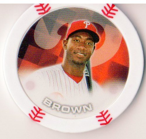 Photo of 2014 Topps Chipz #9 Domonic Brown