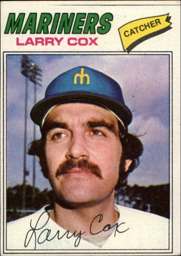 Photo of 1977 Topps #379 Larry Cox RC