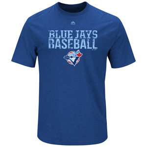 Toronto Blue Jays Big & Tall Cooperstown One Winner T-Shirt by Majestic