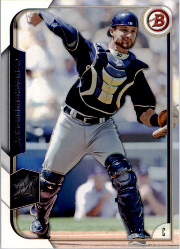 Photo of 2015 Bowman #13 Jonathan Lucroy